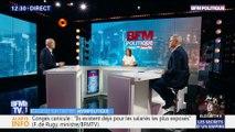 """François de Rugy: """"Je serai très impliqué dans la campagne des municipales, mais je ne serai pas candidat"""""""