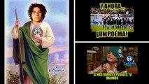 Memes del partido entre México y Costa Rica