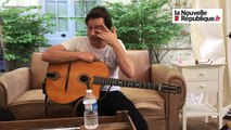 VIDEO. Thomas Dutronc fait swinguer Cheverny