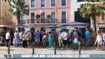 Sanary-sur-Mer : la saison estivale est lancée