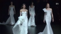 Beautiful Women And Music On The Bridal Runway