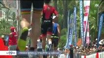 Canicule : l'Ironman maintenu à Nice malgré les fortes chaleurs