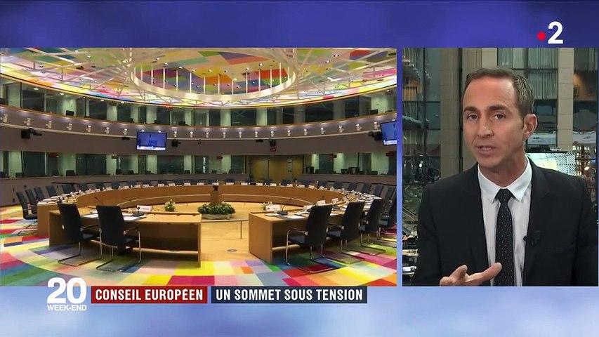 Réunion de crise : l'Union européenne se cherche une gouvernance