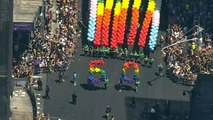 NYC holds annual pride parade