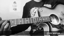 CHAINSMOKERS CLOSER GUITAR COVER