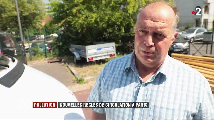 Pollution : les nouvelles règles de circulation à Paris