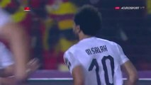 Uganda vs Egypt   All Goals and Highlights