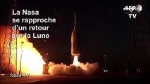 La Nasa teste le système d'éjection d'astronautes de la capsule Orion, qui devrait aller sur la Lune