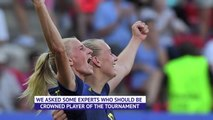 Behind the Scenes - Experts single out their stars of the tournament