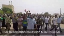 Les Soudanais manifestent par milliers à Khartoum