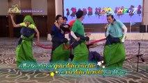 Chạy Đi Chờ Chi- Tập 12- BB Trần, Lan Ngọc vật vã trong trò đoán tên bài hát - Running Man Việt Nam