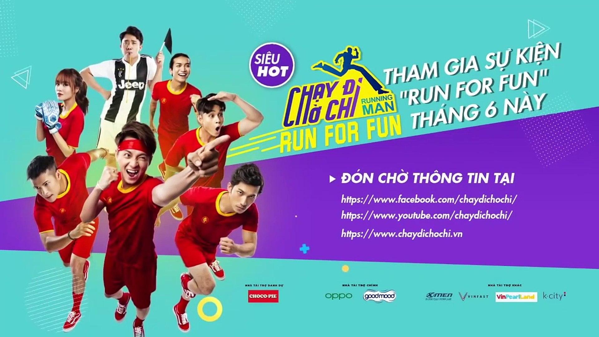 Chạy Đi Chờ Chi- Người ta đâu có yêu mình, có thương gì mình - Running Man Việt Nam