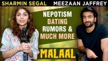 Malaal | Meezan Jafferi and Sharmin Segal Talk About Their Journey | Sanjay Leela Bhansali
