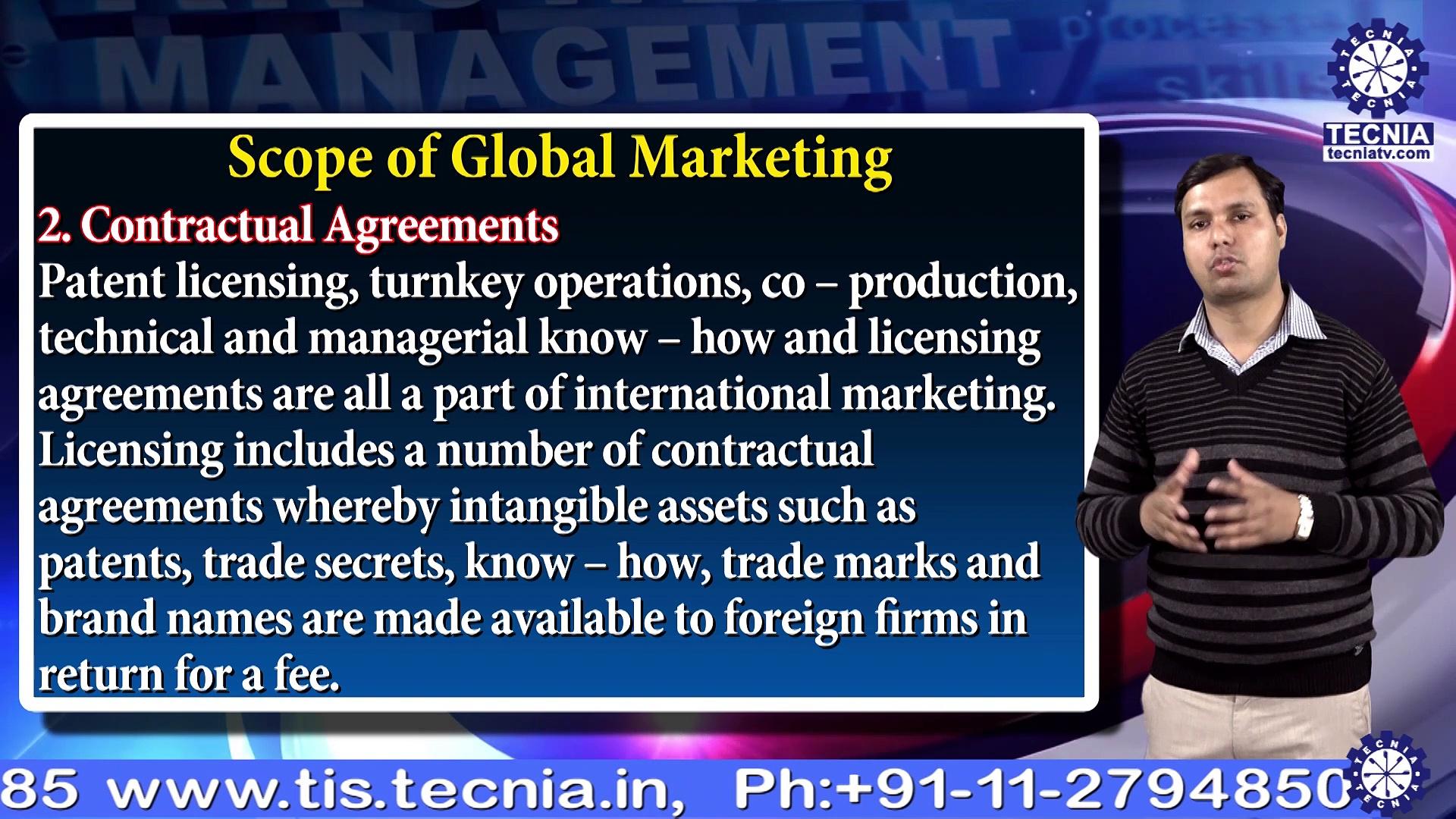 Mr. RAHUL TRIPATHI || Global Marketing Managment || MBA || TIAS || TECNIA TV