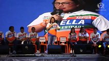 WATCH: Janella Ejercito Estrada: I didnt run because of my name