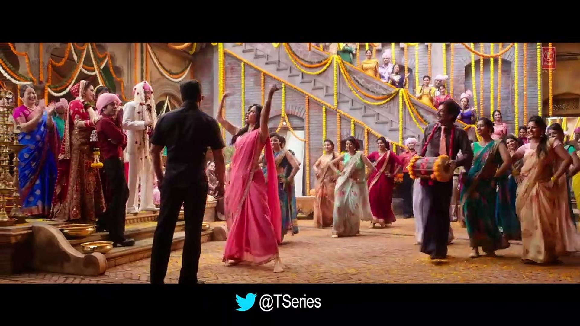 'Aithey Aa' Song - Bharat | Salman Khan, Katrina Kaif | Vishal & Shekhar ft. Akasa, Ne