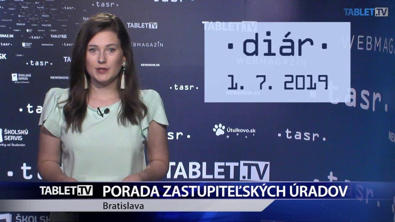 DIÁR: Predseda parlamentu A. Danko pokračuje v návšteve Ruska