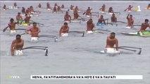 TH : Heiva Vaa Mata'einaa : courses et traditions