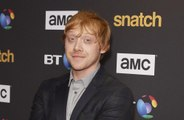 Rupert Grint reveals his passion for beekeeping