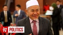 PAS will not support 'pointless' asset declaration motion