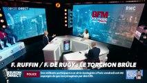 Président Magnien ! : Ruffin - De Rugy, le torchon brûle- 01/07