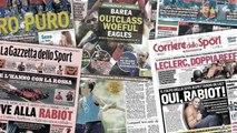 Le FC Barcelone veut faire sauter la clause de Lautaro Martinez, l'Espagne s'enflamme pour la victoire de ses Espoirs