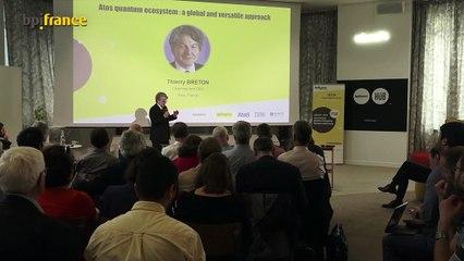 Atos quantum ecosystem: a global and versatile approach