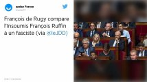 François de Rugy compare François Ruffin à «un fasciste»