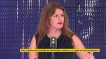 """""""Plus de 70 femmes tuées par leurs conjoints"""" : il faut """"un ressaisissement de toute la société"""", exhorte Marlène Schiappa"""