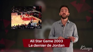 Le DERNIER All-Star Game de JORDAN