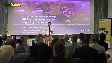 French industrial quantum use cases: Airbus