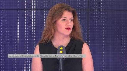 Marlène Schiappa - Franceinfo lundi 1 juillet 2019