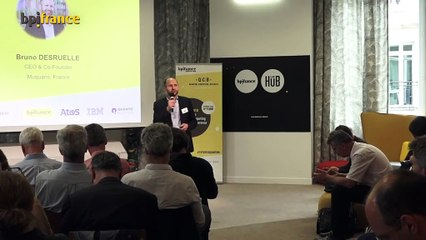 French Q-Startups pitches: Pasqal & Muquans collaboration