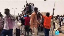 """A Khartoum, des milliers de manifestants dans les rues pour défendre la """"révolution"""""""