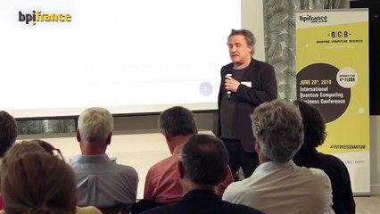 French Q-Startups pitches: LightOn