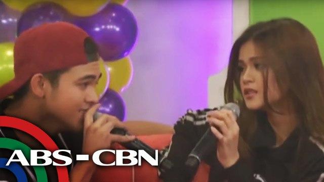 'We're not on bad terms': Inigo, nilinaw ang estado ng relasyon nila ni Maris | UKG