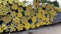 ống kẽm nhúng nóng nhập khẩu đường kính 21 đến 610, hàng mạ kẽm chất lượng cao, ống kễm 168, ống kẽm 219, ống kẽm 325, ống kẽm 273, ống kẽm 34, ống kẽm 141.3