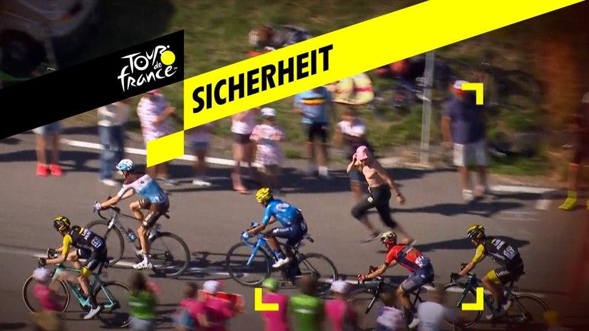 Tour de France 2019 - Sicherheit