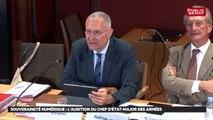 Souveraineté numérique : l'audition du chef d'état-major des armées - Les matins du Sénat (01/07/2019)