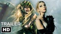 THOR: Enchantress Trailer HD Concept   Chris Hemsworth, Tom Hiddleston, Anya Taylor-Joy