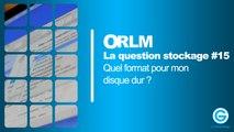 LQS#15 : Quel format pour mon disque dur ?