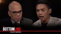 Juan Miguel Severo expresses his thought over homophobic individuals | The Bottomline