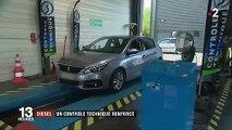 Diesel : un contrôle technique renforcé