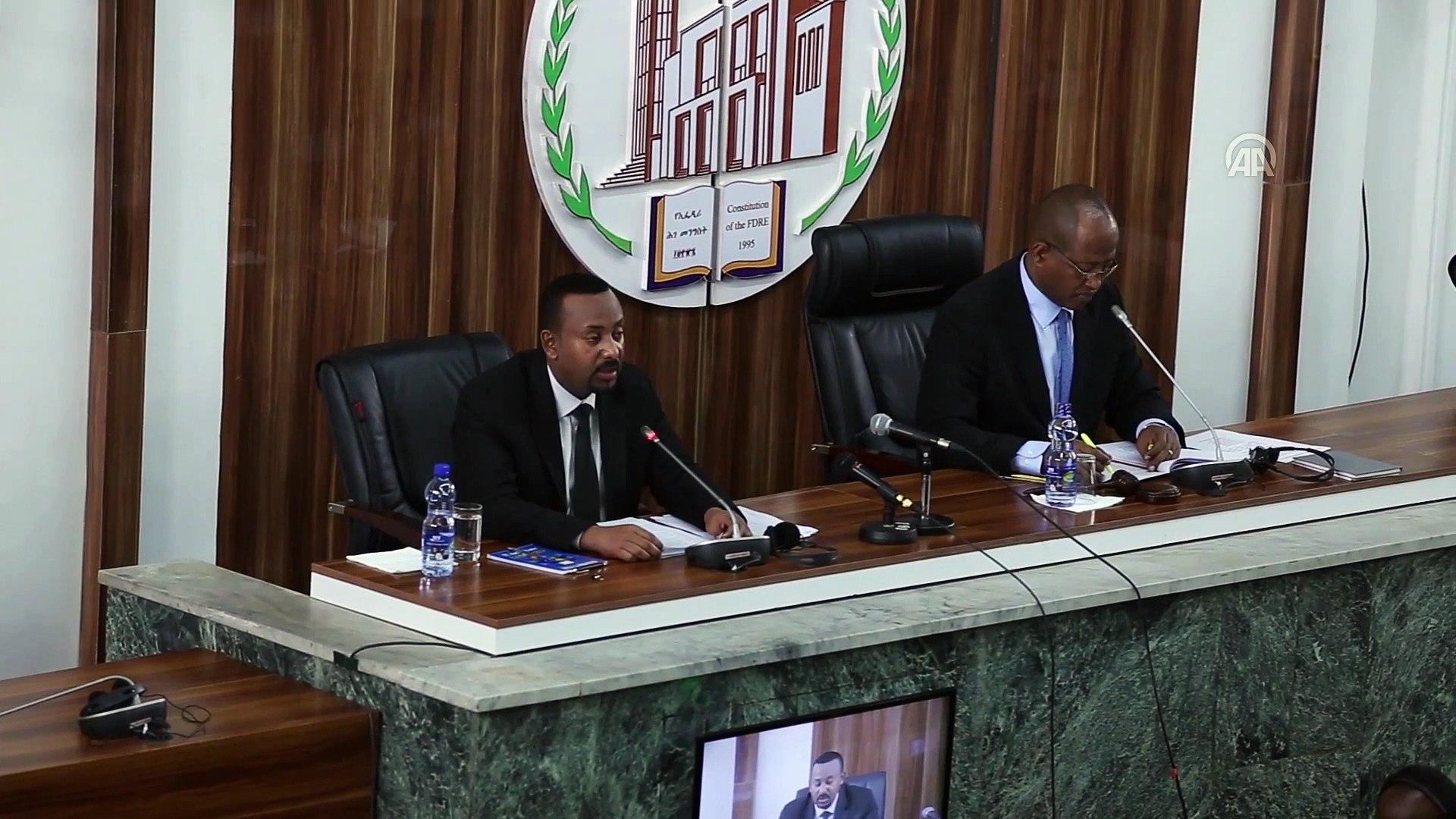Etiyopya'daki yerel yönetimi ele geçirme girişimi - ADDİS ABABA