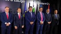 LaLiga da la bienvenida a los clubes recién ascendidos a Primera y Segunda división
