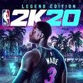 NBA2K20 avec Dwyane Wade en couverture
