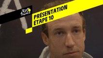 Tour de France 2019 - Présentation Étape 10
