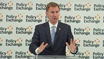 Jeremy Hunt: 'It's time for some MoJo from BoJo'