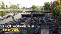 Les vieux diesels désormais interdits à Paris