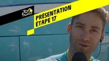 Tour de France 2019 - Présentation Étape 17